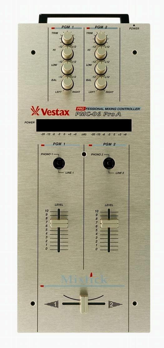 Vestax Pmc 06 Vestax Pmc-06 Pro